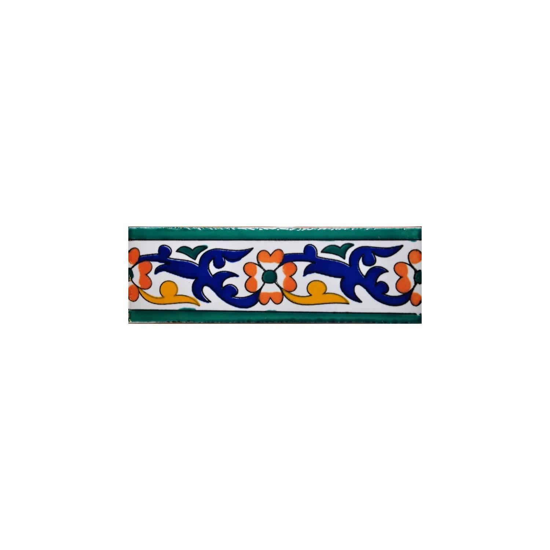 Cornice Sardegna  15x5 Cm Verde
