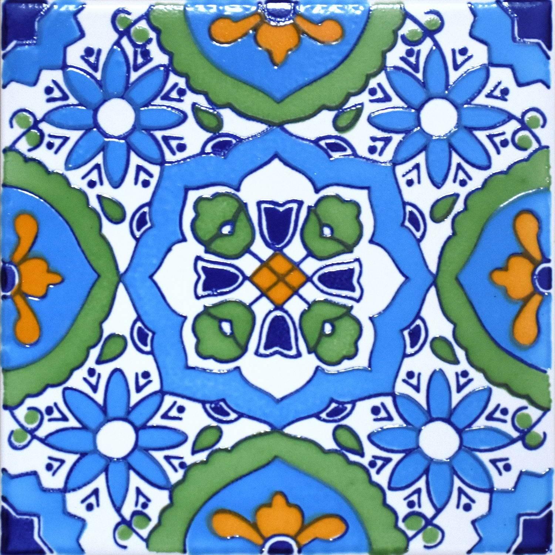 Mourad Blu 15x15 Cm