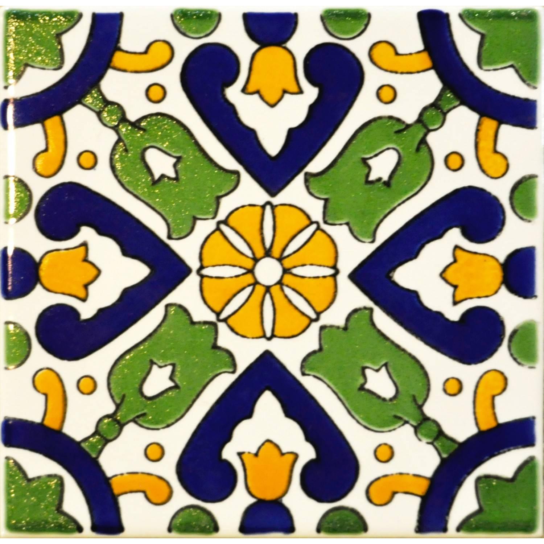 Neapolis Verde 15x15 Cm