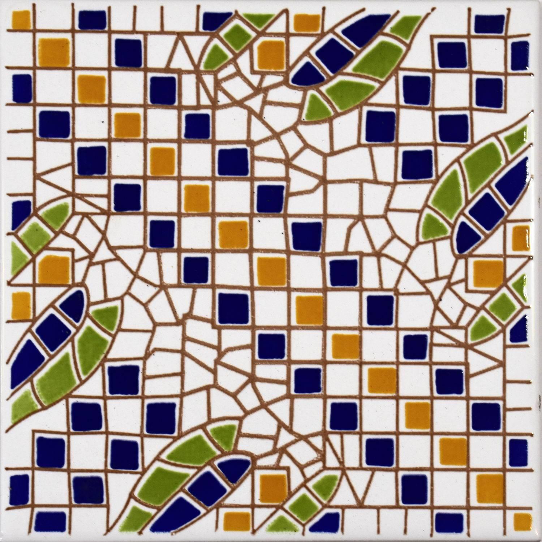 Mosaico 15x15 Cm