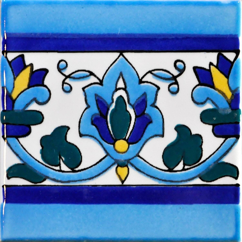 Cornice El Habib Blu Cielo