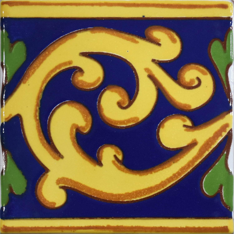 Cornice Sicilia Blu