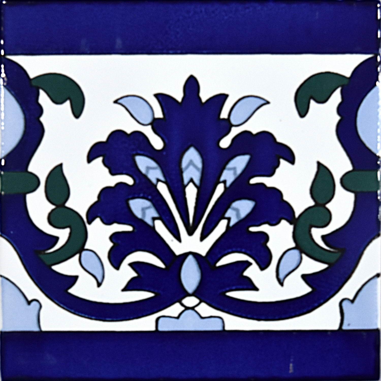Greca Kalleline Blu Lavanda 15 x 15 cm