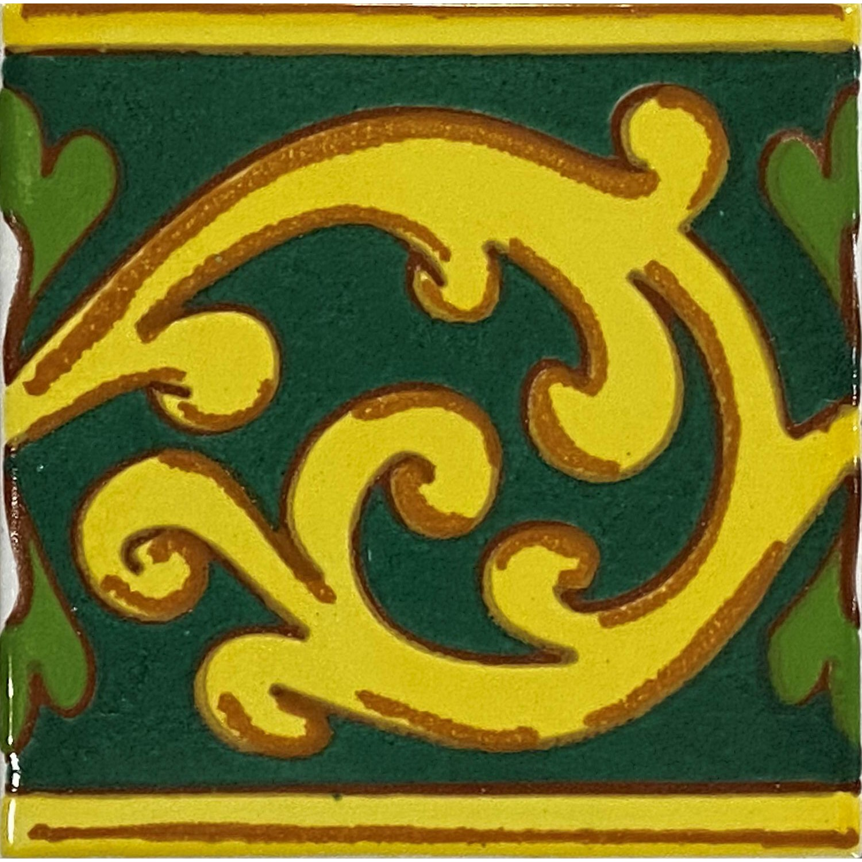 Cornice Sicilia Verde