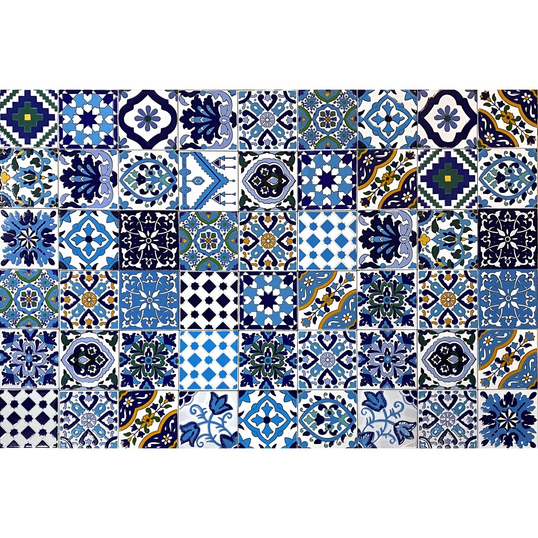 Pacco di 54 Mattonelle Miste - BLUE MARINE