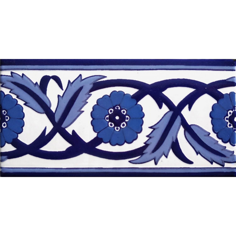 Cornice Palmyr Blu