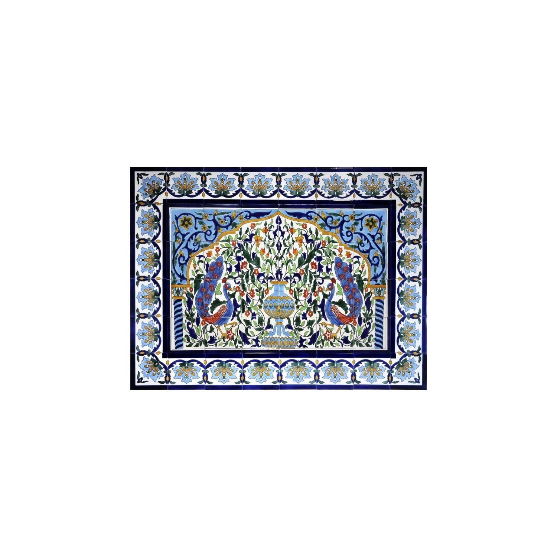 Pannello da Muro PAVONI 48 Mattonelle