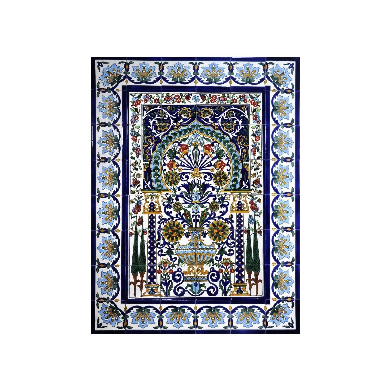 Pannello da Muro MARRAKECH 48 Mattonelle