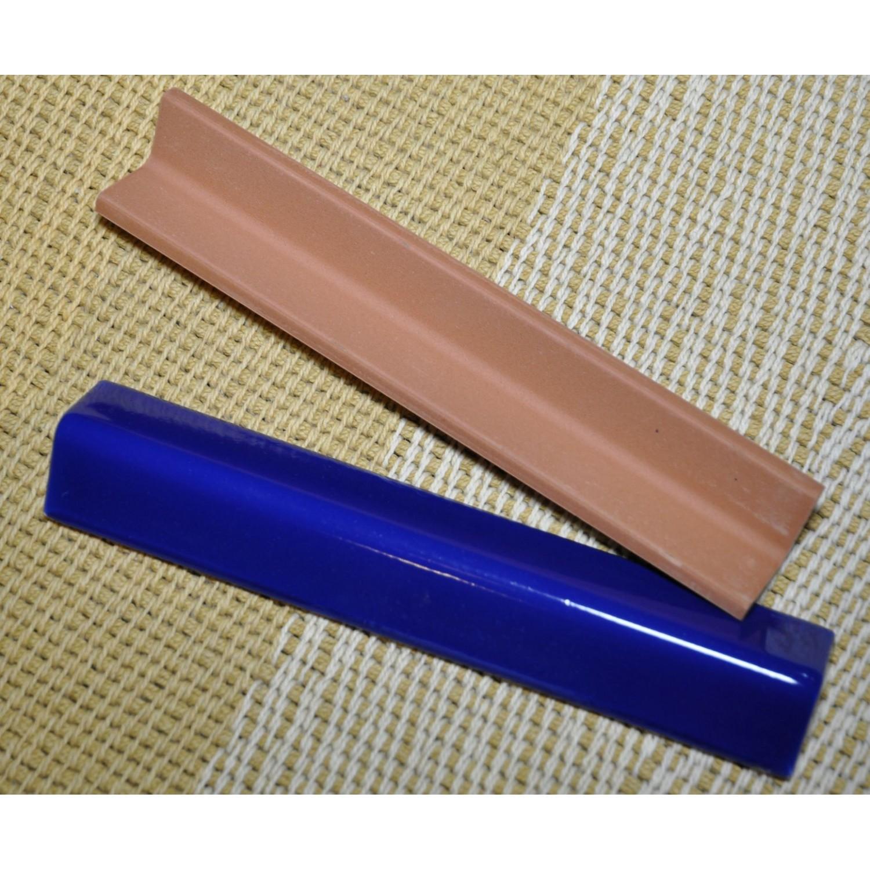 Listello ad Angolo 20x3x3 Cm Blu