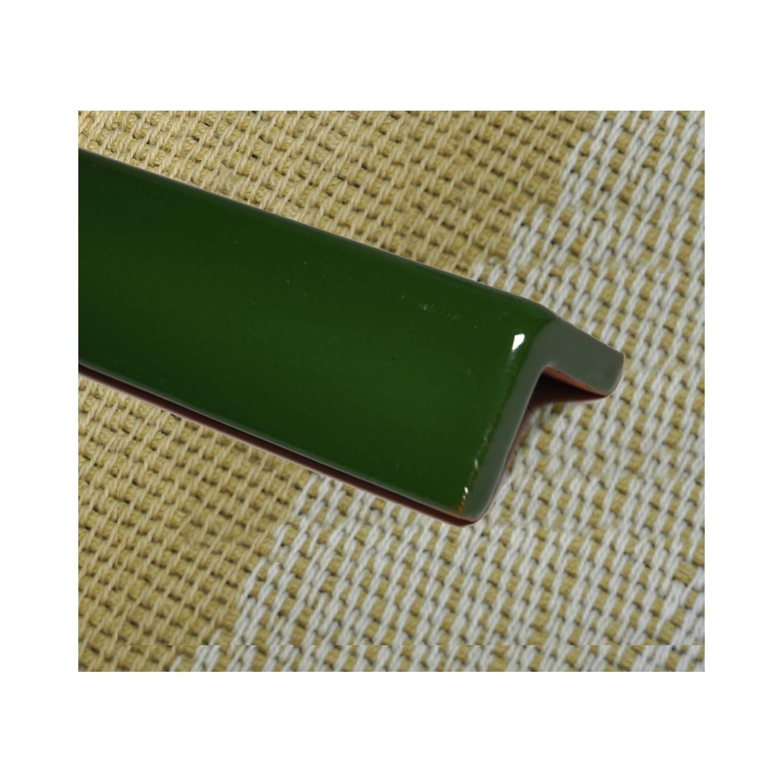 Listello ad Angolo 20x3x3 Cm Verde
