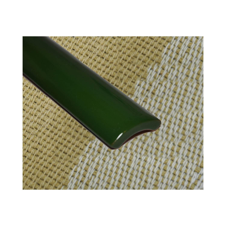 Listello Bombato 20x3 Cm Verde