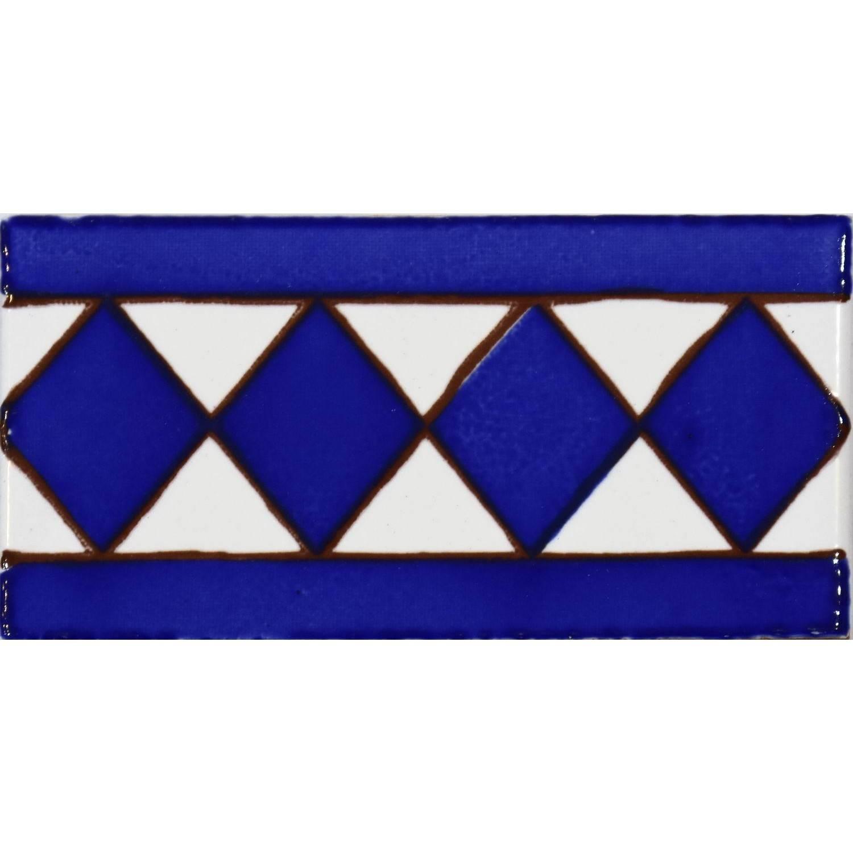 Greca Makroni 10x5 Cm Blu