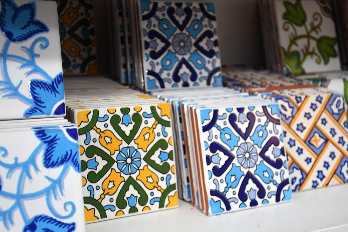 Piastrelle Decorative Per Tavoli il maghrebino - vendita online di mattonelle decorate
